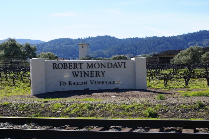 Napa Robert Mondavi