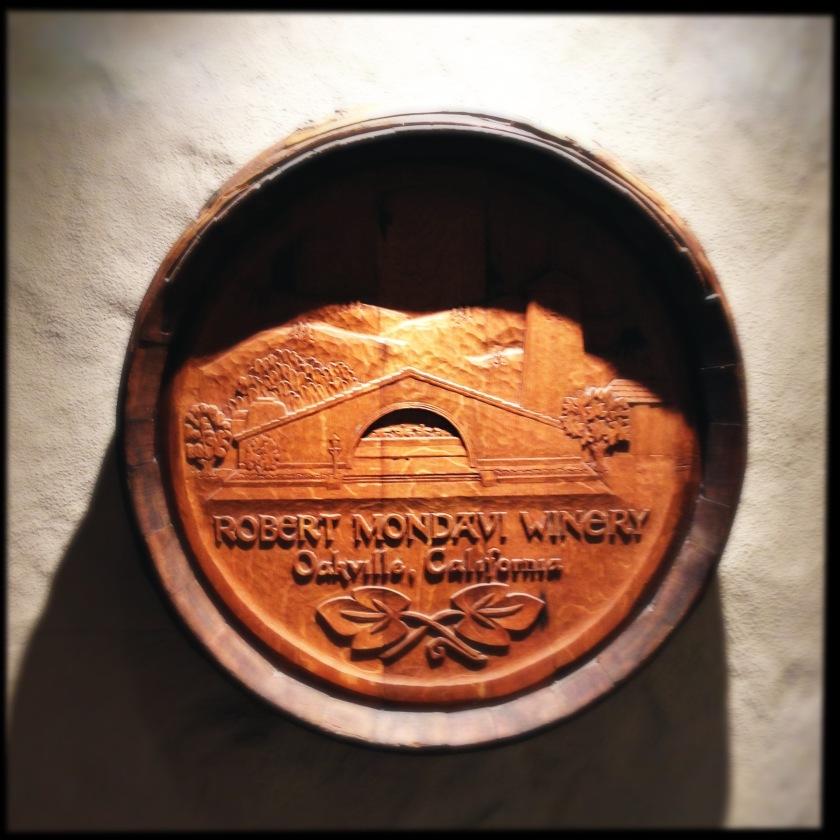 Robert Mondavi Napa Logo