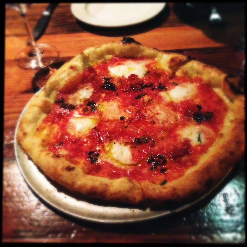 Napa Oenotri Pizza
