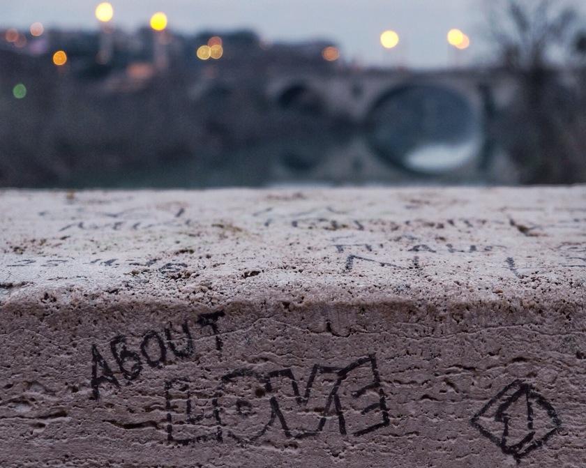 roma aşk kilidi