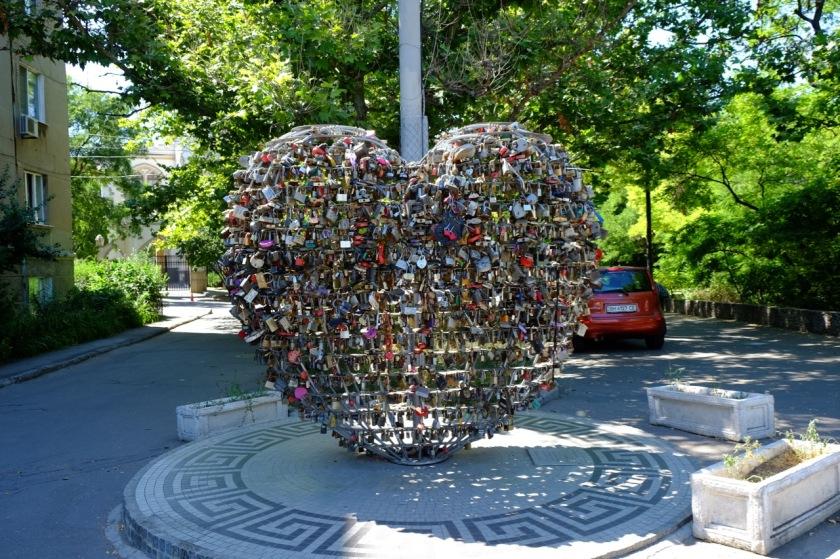 odessa love padlocks
